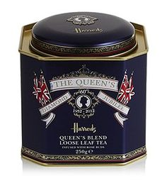 Queen's Blend Loose Leaf Tea