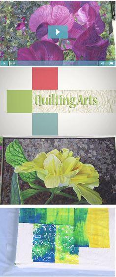 Quilting Arts, August/September 2016 Digital Edition   Art ... : quilting arts subscription - Adamdwight.com