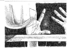 Volleyball Hands... so cool... want this in a digging scene