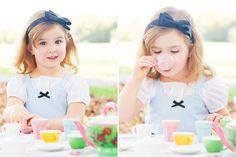Alice in Wonderland - Children Photography