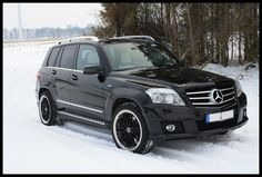 Mercedes Benz GLK 350 (X204) Edition 1