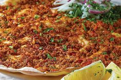 With Ramadan beginning April 12, we've rounded up places to find halal meals. Halal Recipes, Halal Meals, Beef Pepperoni, Chicken On A Stick, Ramadan Recipes, Fresh Bread, Quick Snacks, Best Dishes, Iftar