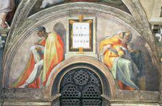 KPIX | Gli antenati di Cristo Asa, Giosafat, Ioram