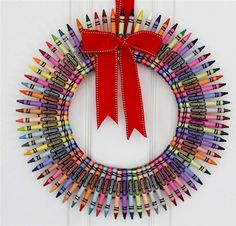 Unique Easy to Make Wreaths Design Ideas ~ http://www.lookmyhomes.com/easy-to-make-wreaths/