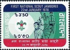 """stamp national jamboree scouts"""