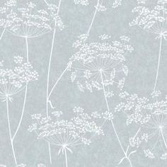 Graham & Brown Blue Strippable Non-Woven Paper Unpasted Textured Wallpaper