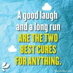 Lucky me, I get both from running with my hubby and our dogs ♡