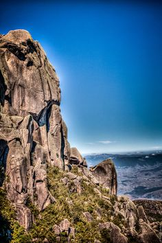 Prateleiras Mountain, Itatiaia National Park, Rio de Janeiro, Brazil