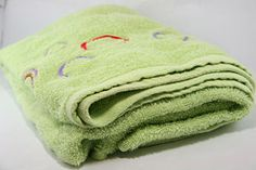 Remove Mildew Smell from Towels,  With the kids in and out of the pool maybe this will help the towles.