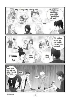 Read Bạn của ba from the story Naruto Doujinshi by _RedBrid_ with reads. Sarada Uchiha, Shikamaru, Naruto Shippuden Anime, Naruto Cute, Naruto Girls, Naruhina Doujinshi, Shikatema, Sasunaru, Comic Naruto