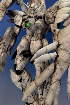GUNDAM GUY: MG 1/100 Wing Zero Custom - Customized Build