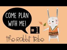 Come Plan with Me #1