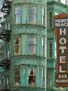 """North Beach, a neighborhood in the northeast of San Francisco, was the historic center of the beatnik subculture. It is adjacent to Chinatown, Fisherman's Wharf and Russian Hill. The neighborhood is San Francisco's Little Italy. It is still home to many Italian restaurants today, though many other ethnic groups currently live in the neighborhood.  The American Planning Association named it one of ten 'Great Neighborhoods in America' """"North Beach: Authentic Character Is Intact 150 Years…"""