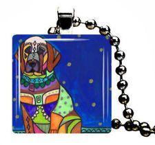 Favorite Black Mouth Cur Hound Jewelry...see which one this is?
