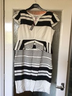 M&S PER UNA Ladies Dress UK14 BNWT