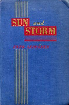 Sun and Storm by Unto Seppänen, 1931