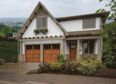 Five Times a Garage Door Made All the Difference - Garage Door Makeover Slideshow