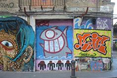 The Best Graffiti Street Art from PEZ - Barcelona 2004