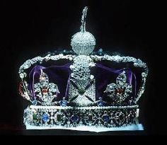 Imperial State Crown - Tower of London