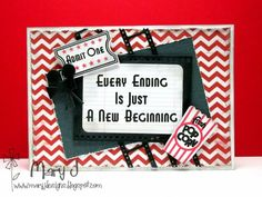 At the movies! by maryj68 - Cards and Paper Crafts at Splitcoaststampers