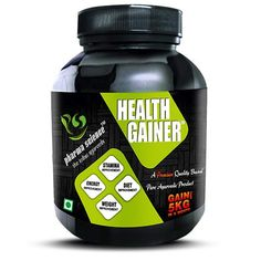 Pharma Science Ayurvedic Weight Gainer Supplements Powder for Men and Women Pharma Science Ways To Gain Weight, Weight Gain Diet, Healthy Weight Gain, Supplements For Muscle Growth, Weight Gain Supplements, Increase Stamina, How To Increase Energy, Muscle Mass, Gain Muscle