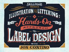 Illustration and Lettering