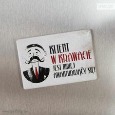 Pamiętaj o krawacie!