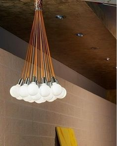 Vesoi E19 suspension lamp modern-lighting