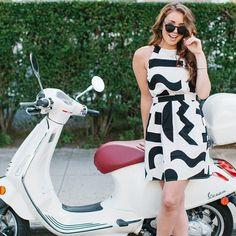 Grace from Polished in Print in the @dusendusen Wednesday Dress || Get the dress: http://nastygal.com/product/dusen-dusen-wednesday-dress?utm_source=pinterest&utm_medium=smm&utm_term=ngdib&utm_content=nasty_gals_do_it_better&utm_campaign=pinterest_nastygal