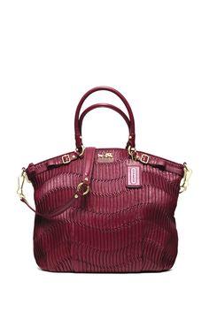 d7ed991f7c A Maroon Coach handbag Cheap Coach Bags, Cheap Handbags, Hobo Handbags,  Handbags Online