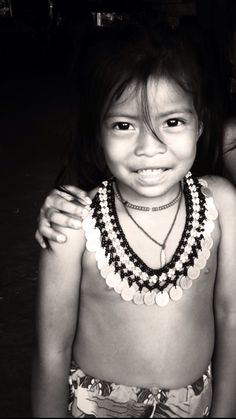 my sweet embera girl, natalie