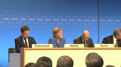 """CDU - Bitte Frau Merkel machen Sie die Grenzen dicht! Wie desinteressiert diese Frau schaut! CDU-BASIS - """"Bitte Frau Kanzlerin machen Sie die Grenzen dicht""""  In der CDU knirscht es gewaltig: Beim Treffen mit den ostdeutschen Landesverbänden in Sachsen kritisiert die Basis Merkel hart.   Quelle: N24  Tags: doku verschwörung 2015 weltordnung nwo usa deutschland merkel ttip ceta eu 9/11 freimaurer freihandelsabkommen 9/11 freimaurer freihandelsabkommen ezb euro deutsch wahrheit russland russen…"""
