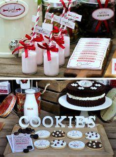 {Dessert Round Up} Best Cookies & Milk Desserts