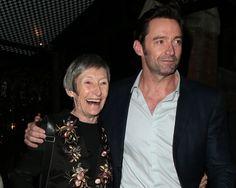 His mother Grace McNeil, Hugh