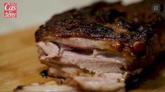 Pečený bôčik Czech Recipes, Graham Crackers, Pork, Food And Drink, Ale, Cooking, Crickets, Meat