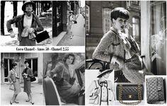 Bolsas Tiracolo - História da moda  http//:www.blogperfila.com.br