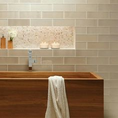 Asian Bathroom Design, Pictures, Remodel, Decor and Ideas - page 12 I like the tiles on the wall Shower Floor Tile, Bathroom Floor Tiles, Bathroom Wall, Bathroom Ideas, Remodel Bathroom, Bathroom Inspo, Wall Tile, Bathroom Interior, Asian Bathroom