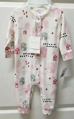 Little Me Infant Girls/' Plush Vest Pants /& Hat Set Bodysuit Size 6 M,MSRP $52