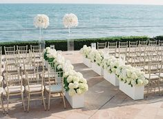 16 Breathtaking Outdoor Ceremony Scenes - Project Wedding