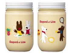 for you @Tarou Sakamoto  another mayonnaise jar. So cute IMPDO.