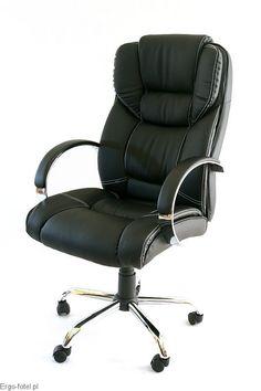 Fotel biurowy Mariano - skóra ekologiczna