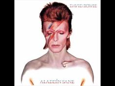 David Bowie # Aladdin Sane # 1973 Full Album # 30TH ANNIVERSARY EDITION