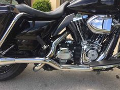 """Used 2011 Harley-Davidson STREET GLIDE SPECIAL Motorcycles For Sale in Florida,FL. Near perfect 2011 Harley Davidson FLHX Street Glide with many very tasteful custom modifications. The bike has 17k babied miles. The photos don't do justice to this piece of road jewelry. It has the perfect blend of black and chrome. The bike has matching custom black wheels and matching rotors. 21"""" on the front and 18' in the rear. These wheels were over $5,000 without tires. The front forks were lowered to…"""