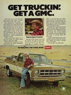1977 GMC Sierra Classic Pickup