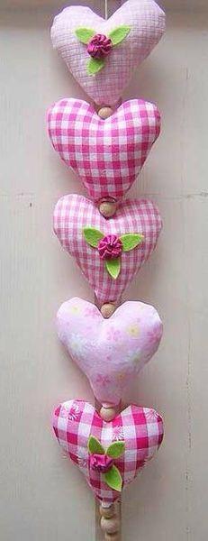 Little  heart hanger