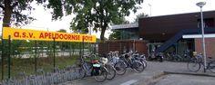 Stuurgroep voetbalfusie Apeldoorn-Zuid aan de slag