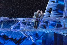 Check Out These Brand New Production Photos From Disney's Frozen on Broadway Broadway News, Broadway Theatre, Musical Theatre, Broadway Playbill, Frozen On Broadway, Frozen Musical, Disney Playlist, Hot Stories, Classic Songs
