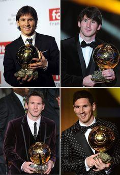 El mejor de la Historia - Leo Messi