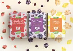 Asda Own Label Tea Range on Packaging of the World - Creative Package Design Gallery