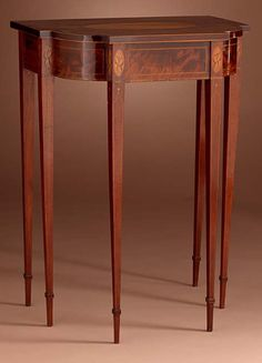 Serving Table, United States, Maryland, Baltimore, Circa 1800, LACMA  Collections Online